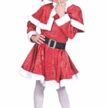 107fbdbcf25644 Glitter kerstjurk voor kinderen