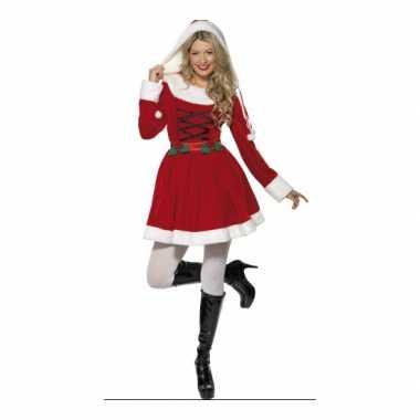 Luxe kerstjurk voor dames