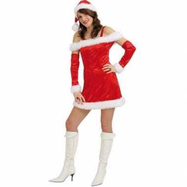 Sexy kerstjurk voor dames